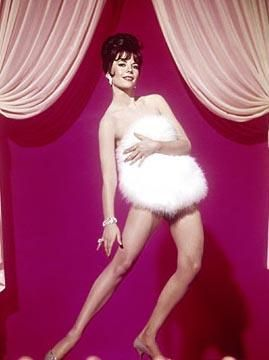 Natalie Wood (Gypsy)
